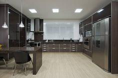 Cozinha (De Livia Martins Arquitetura e Interiores)