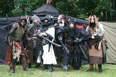 Skaven Crew - Clan Rikek Specialists by Zerrnichter.deviantart.com on @deviantART