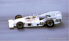 Bobby Unser - Eagle 74 [7404?] Offenhauser 159 ci turbo - All American Racers - California 500 - 1974 USAC National Championship Trail, round 3 - © OdenImages.com