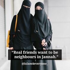 """340 Likes, 4 Comments - ISLAM IS PERFECT (@islam4everyone_) on Instagram: """"""""Real friends want to be neighbours in Jannah."""" tag your real friends"""""""