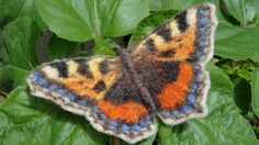 The American Museum in Britain » Workshop: Needle Felted Butterflies and Bees