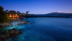 The Cliff House at the Montage Maui
