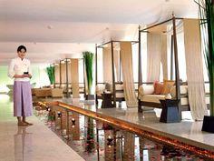 Spa at Dusit Thani Bangkok - go on, spoil yourself!