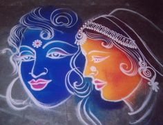 Diwali Free Hand Rangoli Designs Pictures Imagesdiwali