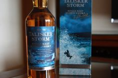 Talisker Storm Review - A Wardrobe of Whisky