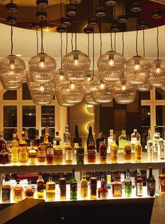 #bar #Dresden #drinks Dresden, Restaurant Bar, Lighting Design, Restaurants, Chandelier, Ceiling Lights, Drinks, Travel, Home Decor