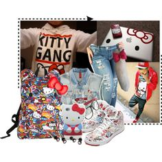 """""""#KittyGang Niqqa ( ;"""" by ray-ray-wifey1-4-3 on Polyvore"""
