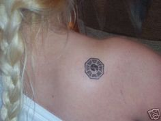 Dharma Initiative tattoo...This will absolutely be on the top of my foot!