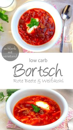 /Borschtsch /Rote Rübe Suppe low carb low carb Bortsch Rezept alories to lose weight calculator Best Low Carb Recipes, Low Carb Dinner Recipes, Healthy Recipes, Diet Recipes, Dessert Recipes, Snack Recipes, Diet Meals, Thai Recipes, Asian Recipes