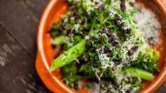 Recettes - Signé M - TVA - Salade tiède de brocoli