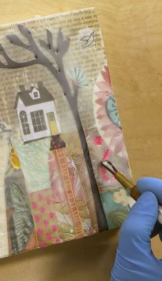 5 reasons why Cathy Nichols fell in love with encaustic art -- and why you should, too!
