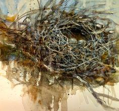 Julie Ford Oliver #watercolor jd