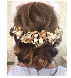 Prom would add headband instead of flowers