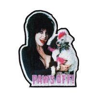 Elvira Paws Off! Patch by Kreepsville 666