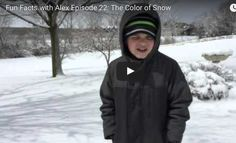 FFWA Episode 22:  The Color of Snow   http://www.funfactswithalex.com/episode-22-the-color-of-snow/