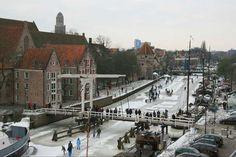 Grachtentocht Zwolle door Eddy de Wit