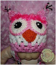 puff stitch owl