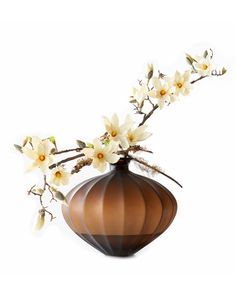 Shop faux flowers and floral arrangements at Horchow. Add some greenery to your home with these bouquet arrangements. Ikebana Flower Arrangement, Beautiful Flower Arrangements, Flower Vases, Flower Art, Floral Arrangements, Beautiful Flowers, Flower Installation, Bonsai Art, Circle Metal Wall Art