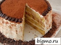 Восхитительный торт Тирамису