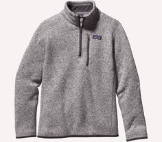 Patagonia Boys 'Better Sweater' Pullover Fleece