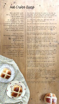 Miss Foodwise | Celebrating British food history: Hot Cross Buns through Paganism, Christianity and Superstition.
