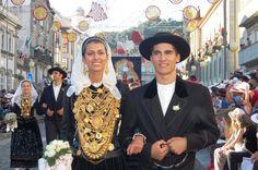 Traditional nothern wedding. Viana do Castelo, Portugal