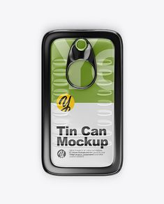 Metallic Tin Can Mockup. Includes a golden layer for your design. Billboard Signs, Phone Mockup, Fish Food, Shirt Mockup, Mockup Templates, Creative Words, Tuna, Cool Words, Layers