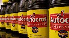 Coffee Syrup.... only in RI....yummm