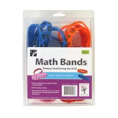 Math Bands - Primary Small Group Set