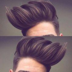 Boy hair