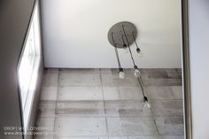 Calgary Designer Wallpaper 4 - Concrete Mural by JF Fabrics Installed by Drop Wallcoverings
