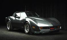 1982 Corvette, great looking Vette!