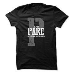 (New Tshirt Coupons) Pare team lifetime member ST44 [TShirt 2016] Hoodies, Funny Tee Shirts
