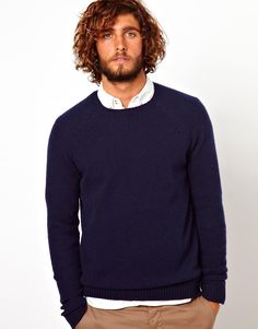 Los jerséys de lana nunca pasan de moda