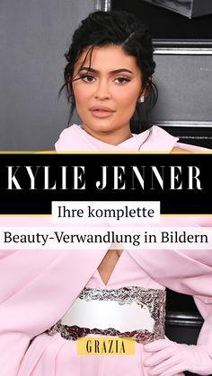Kylie Jenner hat sich in den vergangenen Jahren komplett verändert. Dass vor allem Schönheitsoperationen und Unterspritzungen der Grund dafür sind, ist kein Geheimnis. Wir haben die krasse optische Veränderung für euch noch einmal Revue passieren lassen und verraten euch, was die Milliardärin alles hat machen lassen. #grazia #grazia_magazin #kyliejenner #beautyverwandlung #bilder #jenner #kardaschians #jennerkardaschianclan #verwandlung #aussehen #veränderung