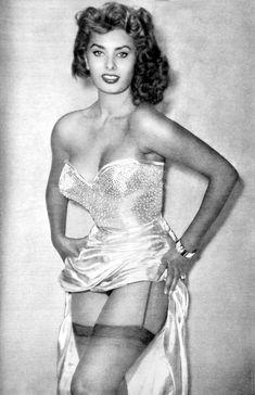 Sophia Loren 1950