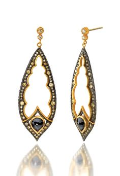 The Suneera Diana Earrings are absolutely stunning!