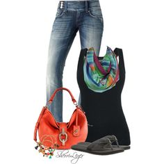 Untitled #878, created by sherri-leger on Polyvore