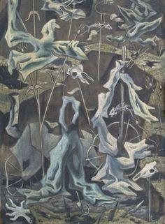 Maruja Mallo.El espantapeces (1931)