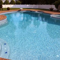Super Blue Diamond Brite Pool Swimming Pools Pinterest