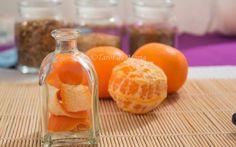 DIY: Υγρό Καθαριστικό Για Τα Τζάμια Με Άρωμα Μανταρίνι