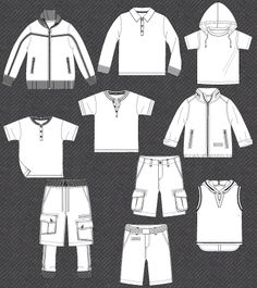 Vector Boy Fashion Lordofdesigncom Download Free Graphic Design ...