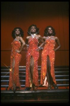 Dreamgirls - Original Broadway Cast. 1981 Deborah Burrell, Sheryl Lee Ralph and Loretta Devine. My very first Broadway show. I will never forget it!