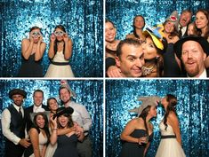 Under the sea DIY photobooth!!! Image: Carrie Wildes Photography