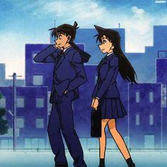 Kudo Shinichi Mouri Ran Ran And Shinichi, Kudo Shinichi, Conan Movie, Detektif Conan, Magic Kaito, Detective Conan Ran, Heiji Hattori, Kaito Kuroba, Detective Conan Wallpapers