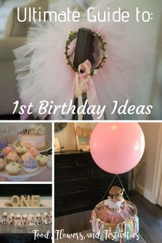 Ultimate Guide: a Girl Birthday Party birthday party wishes for a sweet little girl. Ideas for theme, decorations, food and cake. 1st Birthday Foods, 1st Birthday Party For Girls, Girl Birthday Themes, Birthday Celebration, Birthday Ideas, Farm Birthday, 1st Birthday Activities, Women Birthday, Turtle Birthday