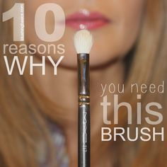 blushing basics // my go-to, must-have, can't live without brush. check out the post to read why.