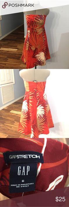 GAP strapless dress NWT GAP Dresses Strapless