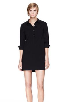 Theory Spring Tunic Dress In Summer Suit