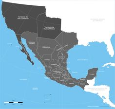 Map Of Texas Mexico.39 Best Historic Maps Of Texas And Mexico Images In 2015 Map